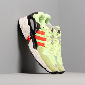 adidas Yung-96 Hi-Res Yellow/ Solar Red/ Off White