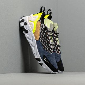 Nike React Sertu Black/ White-White-Volt