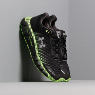 Under Armour HOVR Infinite Black/ Lime Light/ Reflective