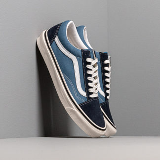Vans Old Skool 36 Dx (Anaheim Factory) Dark Blues/ Og