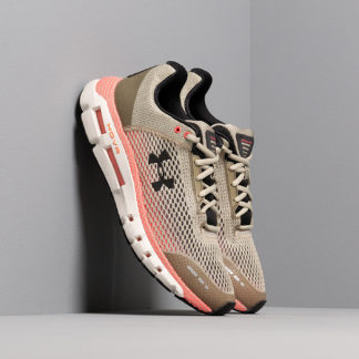 Under Armour HOVR Infinite Range Khaki/ Beta Red/ Black