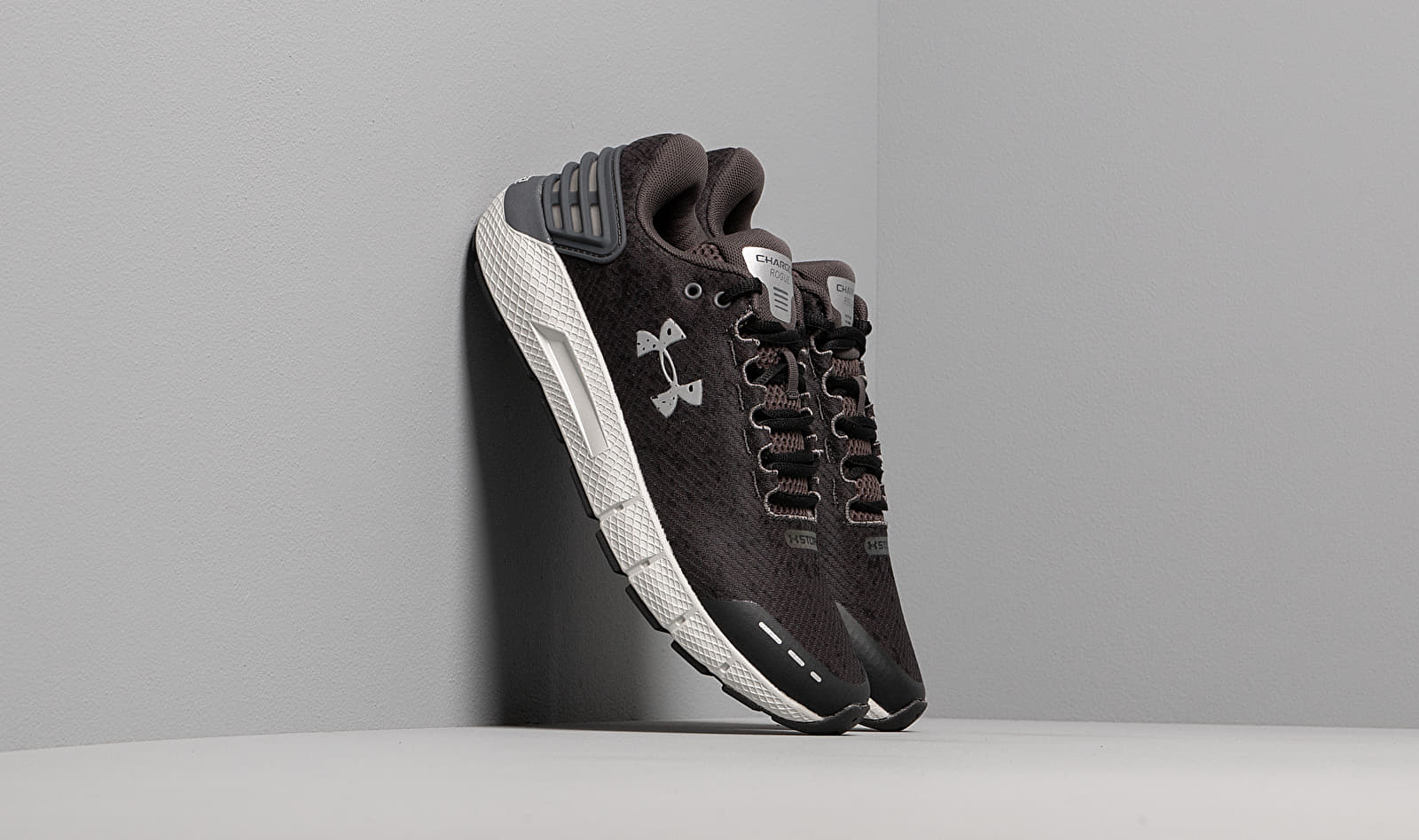 Under Armour Charged Rogue Storm Black/ Gray Flux/ Reflective