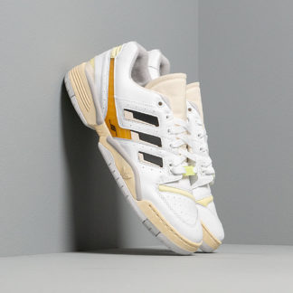 adidas Consortium x Highs and Lows Torsion Edberg Ftw White/ Core Black/ Blue Yellow