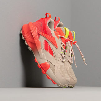 Reebok Aztrek Double Mix Trail Light San/ Neo Red/ Neo Lime