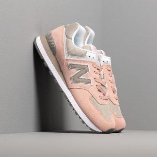 New Balance 574 Pink/ Beige