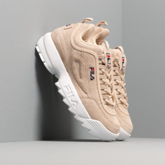 Fila Disruptor S low wmn Whitecap Gray