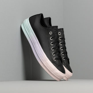 Converse Chuck Taylor All Star Lift Rainbow Midsole Black/ White/ Polar Blue