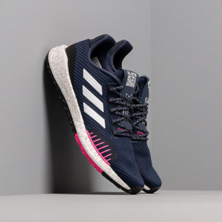 adidas PulseBOOST HD Winter W Collegiate Navy/ Ftw White/ Shock Pink