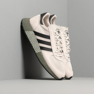 adidas Marathon Tech Raw White/ Core Black/ Raw Khaki