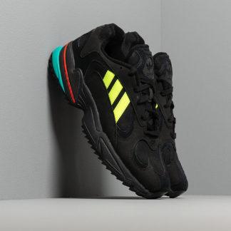 adidas Yung-1 Trail Core Black/ Solar Yellow/ Hi-Res Aqua