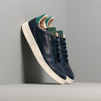 adidas Supercourt Collegiate Navy/ Collegiate Navy/ Core Green