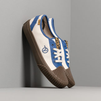 Vans x Taka Hayashi Authentic One Piece LX (Canvas) Natural/ True Blue