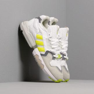 adidas Consortium x Footpatrol ZX Torsion Ftwr White/ Solar Yellow/ Ash Grey S18