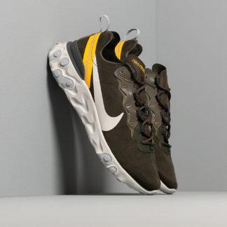 Nike React Element 55 Sequoia/ Light Bone-University Gold
