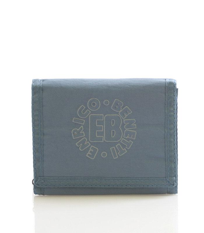 Peněženka Jeansová látková - Enrico Benetti 54044 modrá