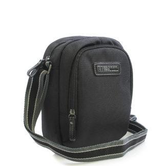 Černá taška na doklady Enrico Benetti 4466 černá