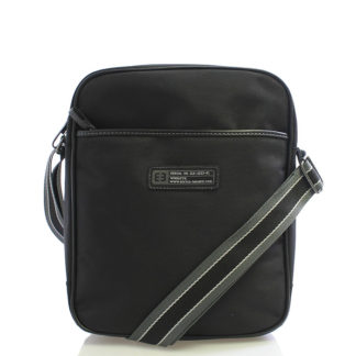Černá taška přes rameno Enrico Benetti 4471 černá