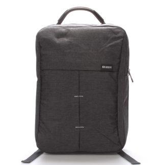 Jedinečný moderní šedý batoh - Enrico Benetti Achelous šedá