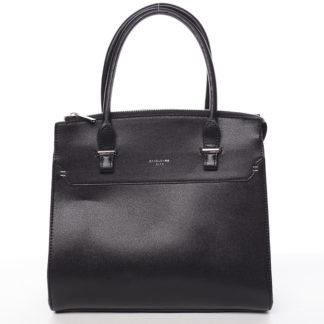 Exkluzivní dámská kabelka do ruky černá - David Jones Lena černá