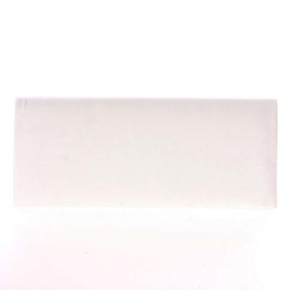 Decentní saténové psaníčko bílé - Delami P355 bílá