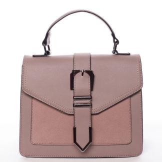 Nadčasová dámská kabelka do ruky růžová - MARIA C Justice růžová