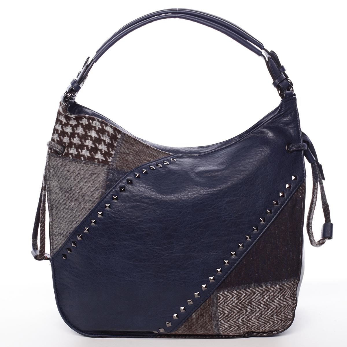 Moderní dámská kabelka modrá - MARIA C Sarai modrá