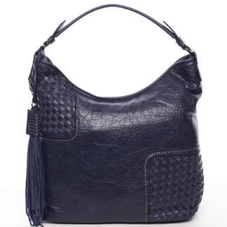 Moderní dámská kabelka modrá - MARIA C Bailey modrá