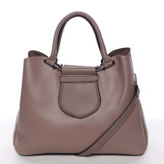 Originální a elegantní dámská starorůžová kabelka do ruky - MARIA C Terisita růžová