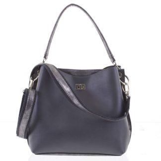 Moderní dámská kabelka šedá - Delami Trecia šedá