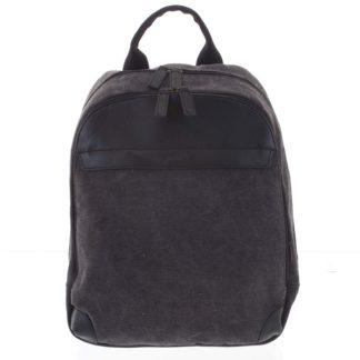 Stylový pánský batoh černý - Gerard Henon Roch černá