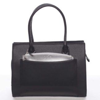 Exkluzivní dámská černá kabelka - David Jones Hillary černá