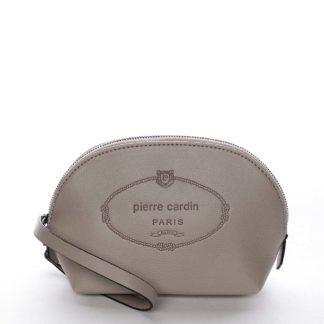 Dámské psaníčko kabelka tmavě béžové - Pierre Cardin Balbina béžová