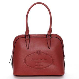 Dámská kabelka do ruky červená - Pierre Cardin Beliana červená