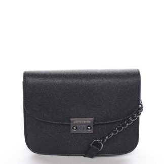 Dámská crossbody kabelka černá - Pierre Cardin Eriza černá