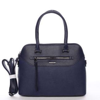 Dámská kabelka tmavě modrá - David Jones Evania modrá