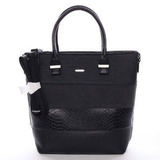 Dámská kabelka černá - David Jones Geeta černá
