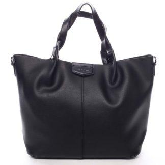 Dámská kabelka černá - David Jones MyWay černá