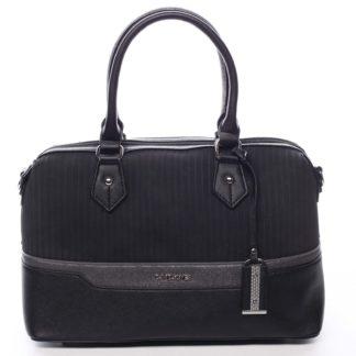 Dámská kabelka černá - David Jones Maerless černá