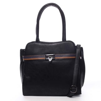 Dámská kabelka přes rameno černá - Maria C Shelsia černá