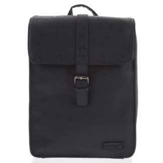 Stylový batoh černý - Enrico Benetti Steffani černá