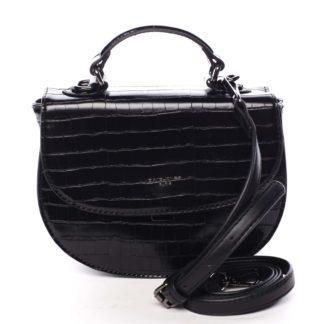 Dámská kabelka do ruky černá - David Jones Cosette černá