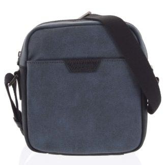 Pánská taška přes rameno modrá - Hexagona Clark modrá