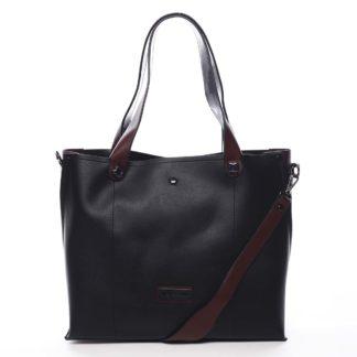 Dámská kabelka přes rameno černá - Pierre Cardin Ellie černá