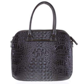 Dámská kabelka do ruky tmavě šedá - Dudlin Lexi šedá
