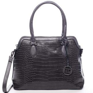 Dámská kabelka přes rameno šedá - Dudlin Camilla šedá