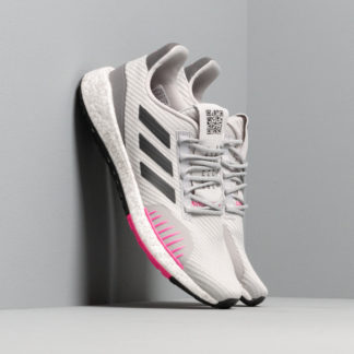 adidas PulseBOOST HD Winter W Grey Two/ Core Black/ Shock Pink