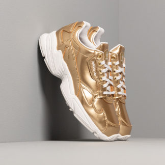 adidas Falcon W Gold Metalic/ Gold Metalic/ Crystal White