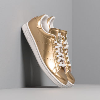 adidas Stan Smith Gold Metalic/ Gold Metalic/ Crystal White