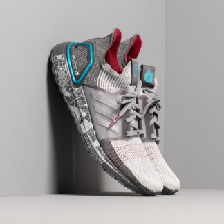 adidas x Star Wars UltraBOOST 19 Grey Five/ Grey Two F17/ Bright Cyan