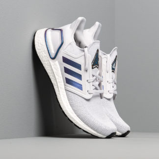 adidas UltraBOOST 20 Dash Grey/ Blue Vime/ Core Black